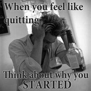 Motivasjonstekster for trening kombinert med alkohol-bilder #1