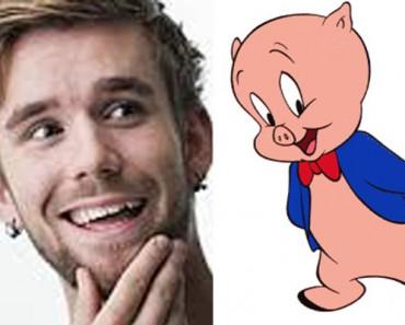 Stian Blipp og Porky Pig