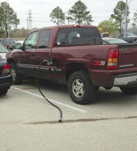 Hastverk er lastverk - også ved pumpene