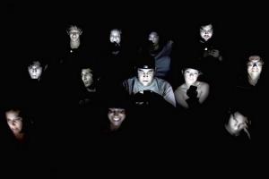 I gamle dager var det mørkt i kinosalen - logg av mobiltelefonen i blant