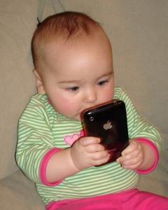 Tidlig krøkes som god krok skal bli - logg av mobiltelefonen i blant