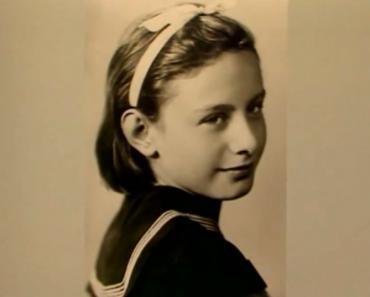 Vera Diamant - barndomsbilde