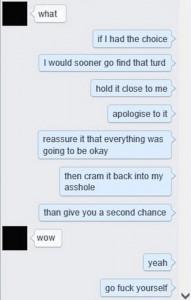 Hun var utro, men bad om en ny sjanse - her er svaret hans