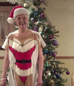 Bestemor Thordis (81) ønsket å sende et litt utradisjonelt julekort – og ble belønnet med sykehjemsplass uken etter